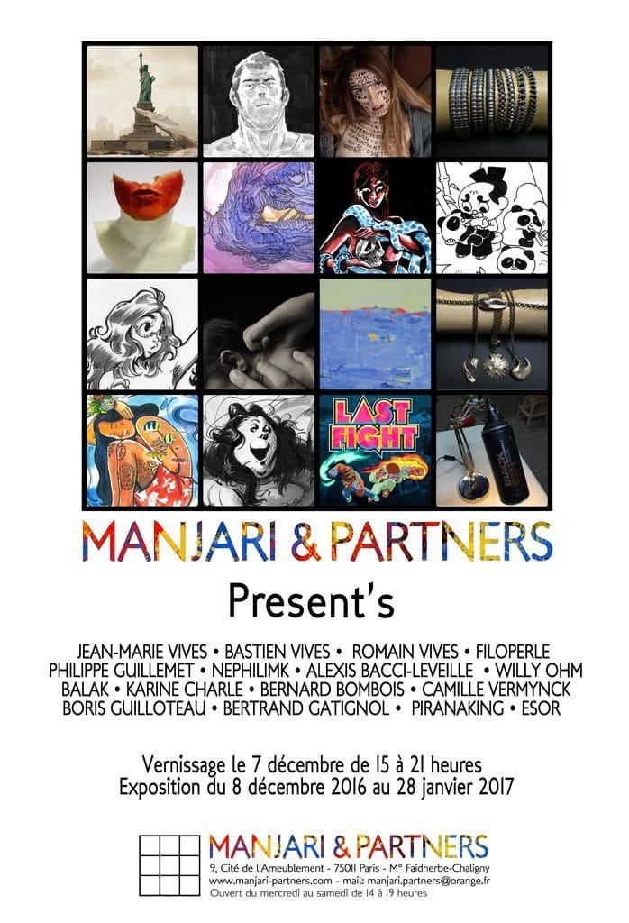 Atelier Manjari & Partners 9 Cité de l'Ameublement 75011 PARIS http://www.manjari-partners.com https://www.facebook.com/AtelierManjariPartners/