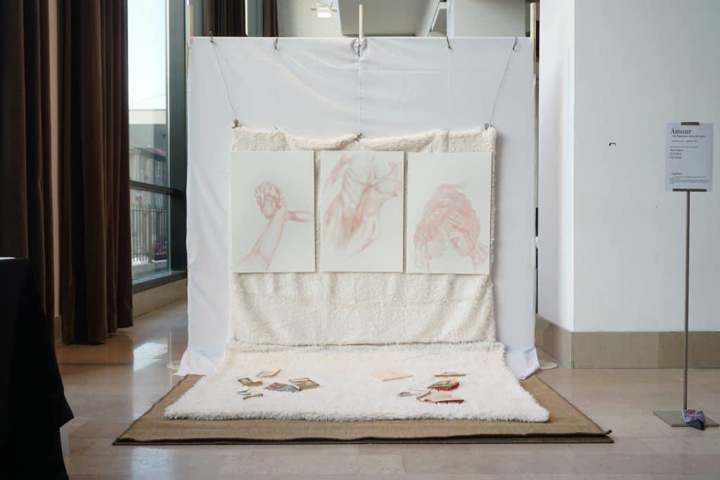 nephilim k installation Amour - beffroi de montrouge 3