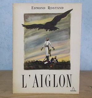 l'aiglon-d'edmond-rostand-edition-du-panthéon-edition rare