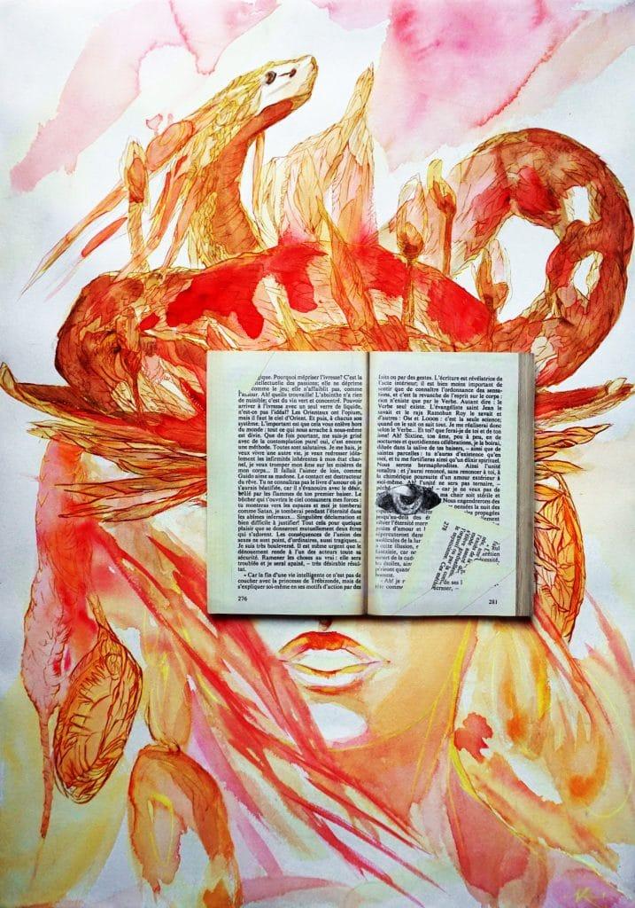 prince-s-sixtine-art-des figures litteraires by-marie-catherine-arrighi--ref-littéraire-remy-de-gourmont